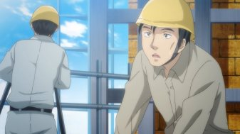 Ep 4 original: Copy-pasted construction workers.
